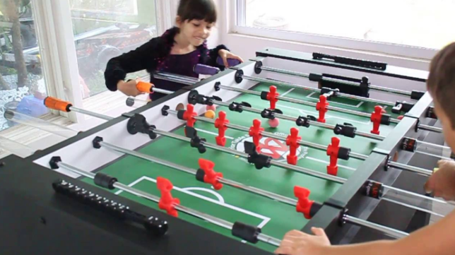 Atomic Pro Force Foosball Table Reviews U0026 Buying Guide
